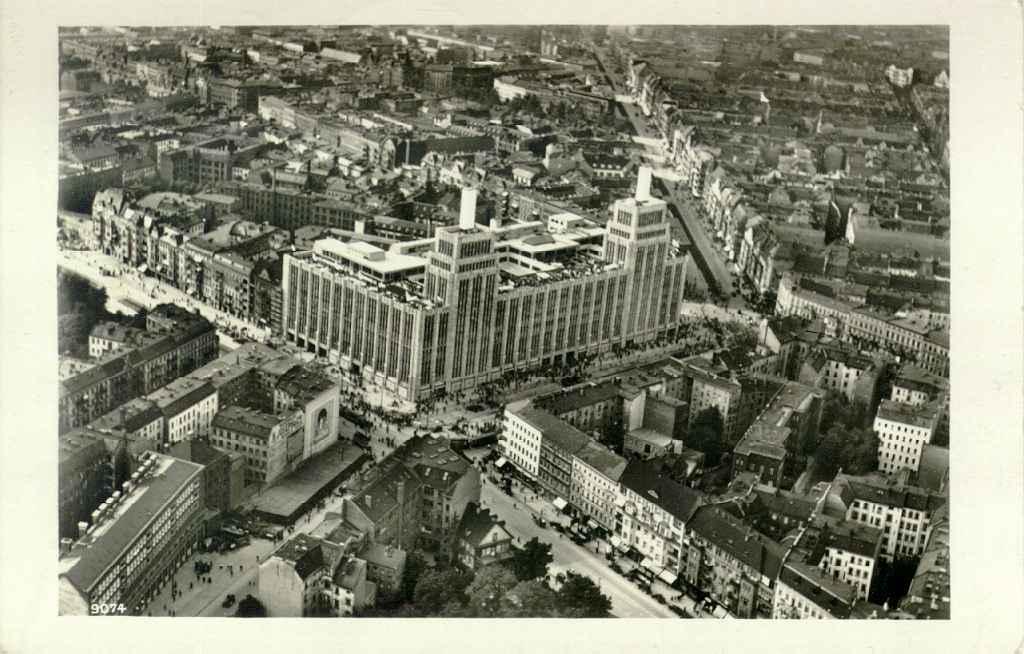 Avantgardistische architektur im vorkriegsdeutschland for Architektur 1929